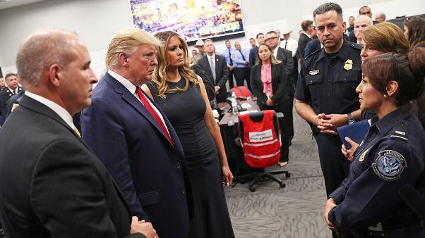 هل استغل ترامب المقتلتين في أوهايو وتكساس سياسياً فيما الدماء لم تجف بعد؟