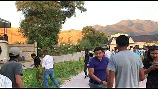 Κιργιστάν: Βυθισμένη στο χάος η ασιατική χώρα