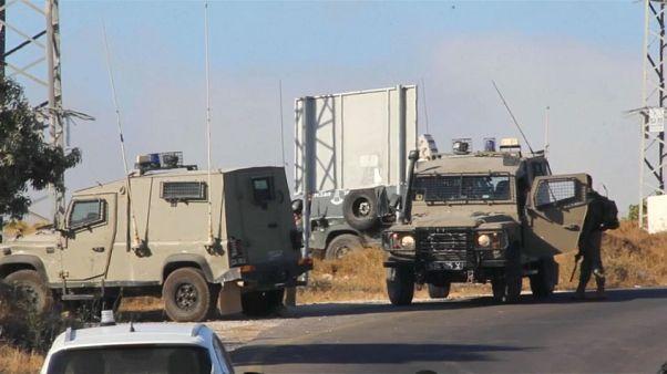Армия Израиля ищет того, кто убил солдата на Западном берегу