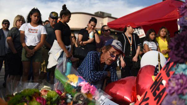 Mutter des Schützen von El Paso rief Wochen vor dem Amoklauf die Polizei an