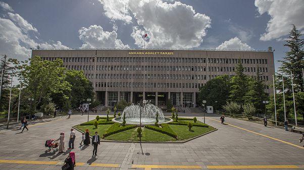 Ankara Adalet Sarayı binası