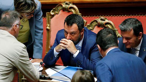 Italien: Innenminister Salvini sieht keine Zukunft mehr für Regierung