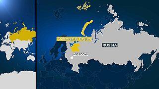 Mortal explosión durante un ejercicio en un polígono militar en Rusia