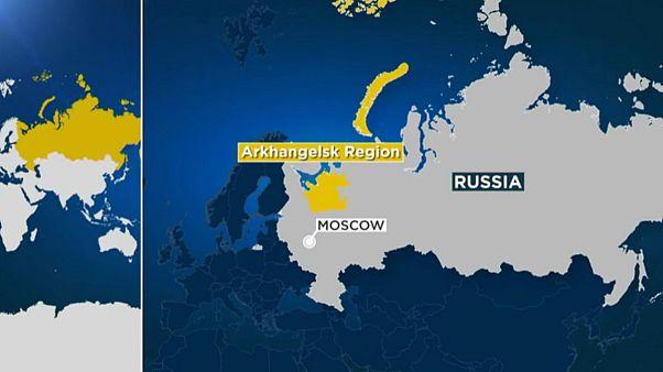 انفجار در یک پایگاه پرتاب موشک واقع در شمال روسیه