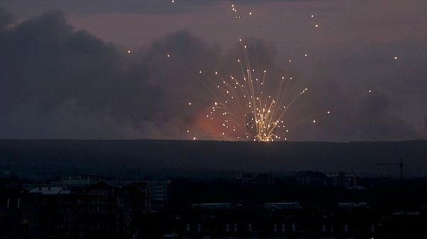 Ρωσία: Δύο νεκροί και αύξηση των επιπέδων ραδιενέργειας από έκρηξη σε στρατιωτική βάση