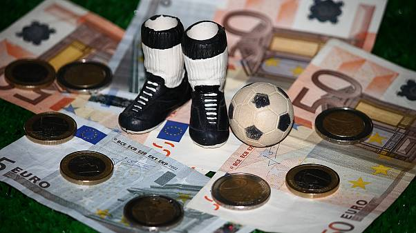 Which European football league was the biggest spender this summer?