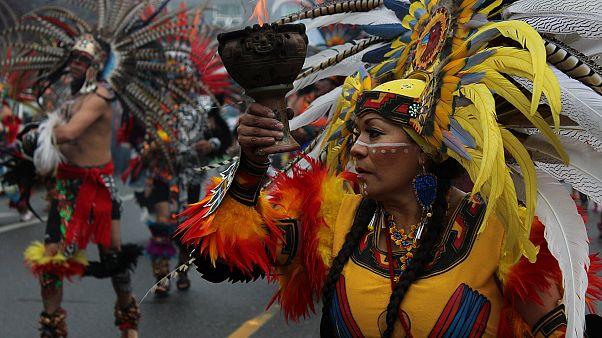 Solução à crise climática passa pelos nossos direitos, dizem indígenas
