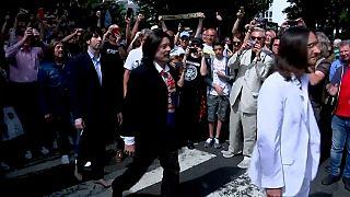 معروفترین خطوط عابر پیاده؛ عکس «اَبی رود» گروه بیتلز پنجاه ساله شد