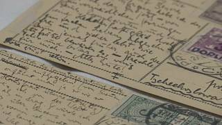 Watch: Wealth of unpublished Kafka manuscripts unveiled
