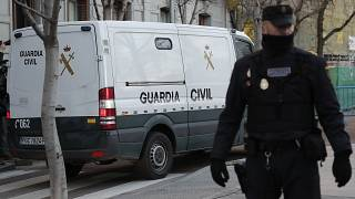 Fransız 5 turiste toplu tecavüz iddiasıyla İspanya'da gözaltı