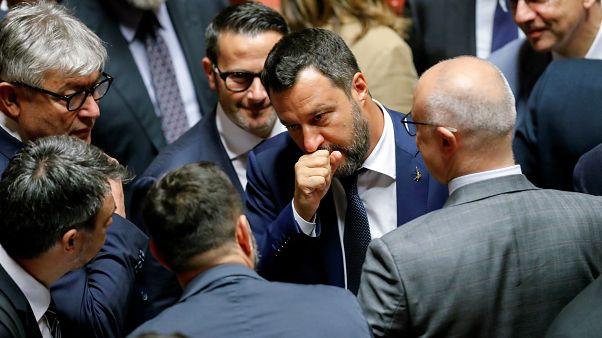 Εκλογές ζήτησε ο Σαλβίνι