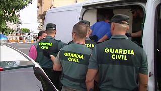 Cinq jeunes Français soupçonnés de viol en Espagne