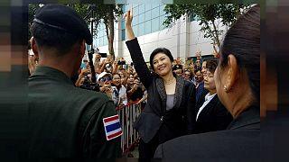 ینگلاک شیناواترا، نخست وزیر سابق و تبعیدی تایلند