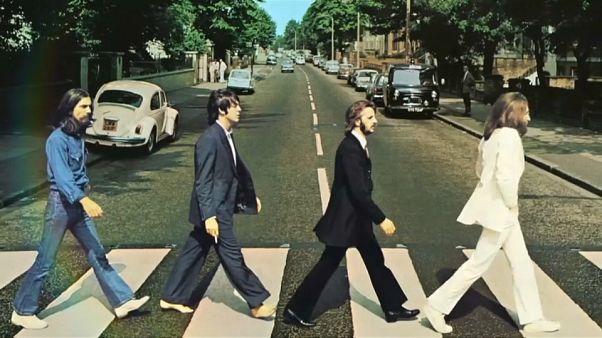 El Abbey Road de los Beatles cumple cincuenta años