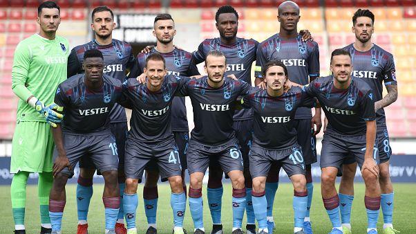 UEFA Avrupa Ligi: Trabzonspor, Sparta Prag deplasmanından avantajlı döndü: 2-2