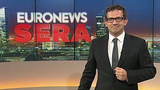 Euronews Sera | TG europeo, edizione di giovedì 8 agosto 2019