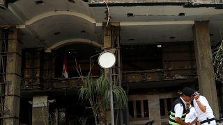 """الأمن المصري يكشف هوية منفذ تفجير """"معهد الأورام"""" ويعلن مقتل 17 """"إرهابيا"""""""