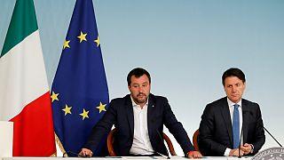 بحران سیاسی در ایتالیا؛ حزب لیگ به دنبال رای عدم اعتماد به دولت است
