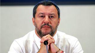 La ultraderechista Liga presenta una moción de censura contra Giuseppe Conte