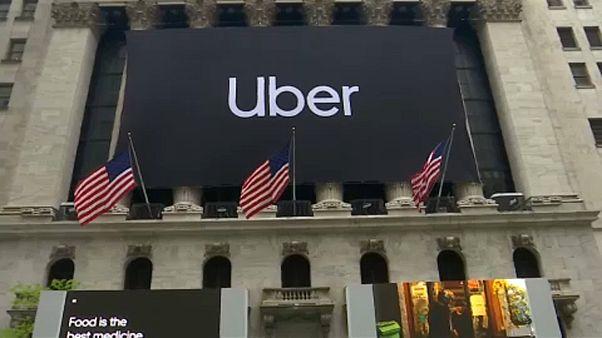 Uber yılın ikinci çeyreğinde 5,2 milyar dolar zarar açıkladı, büyümesi yavaşladı
