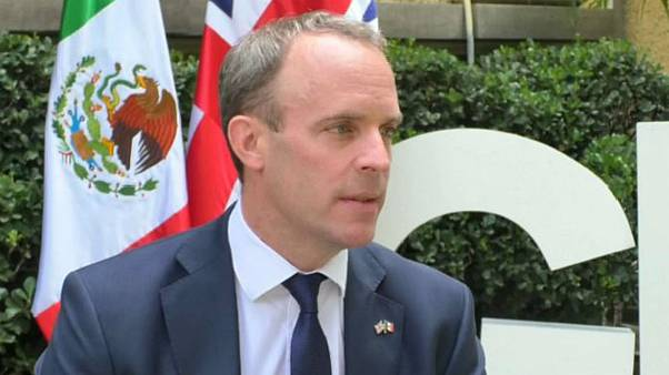 It's up to Brussels to change terms of withdrawal agreement to avoid no-deal, says Raab