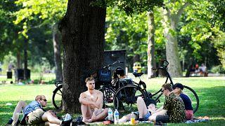 Hollanda'da aşırı sıcaklar sebebiyle hayatını kaybedenlerin sayısı ortalamayı 400 kişi aştı