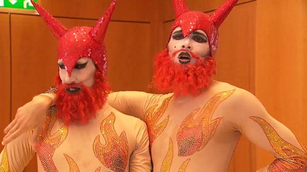 Glitzer und Glimmer bei den Salzburger Festspielen
