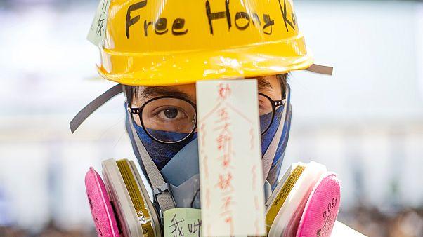 """""""Szabad Hongkongot!"""""""