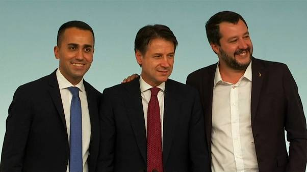 Italia: i 14 mesi dell'alleanza giallo-verde