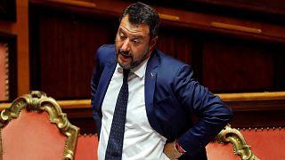 Italie : la Ligue de Salvini va déposer une motion de censure pour faire tomber le gouvernement