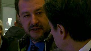 Partido de Salvini vai apresentar moção de censura contra Giuseppe Conte