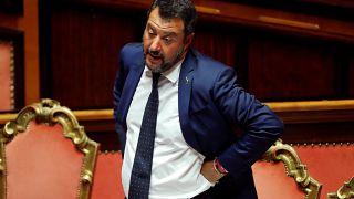 Ιταλία: Η Λέγκα καταθέτει πρόταση μομφής κατά της κυβέρνησης