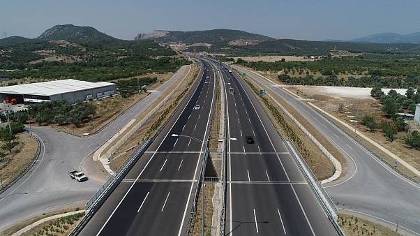 Türkiye'de yeni otoyol inşaatları