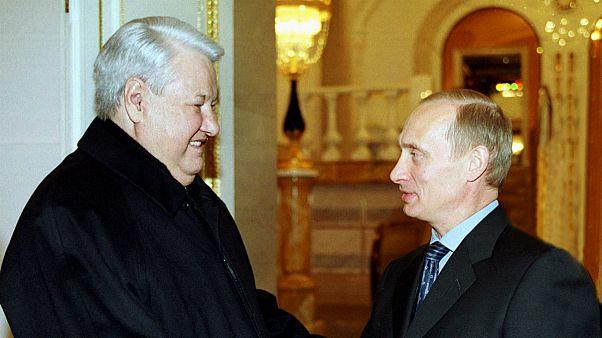 زمامداری ۲۰ ساله پوتین در روسیه؛ از ریاست سرویس امنیتی تا کاخ کرملین