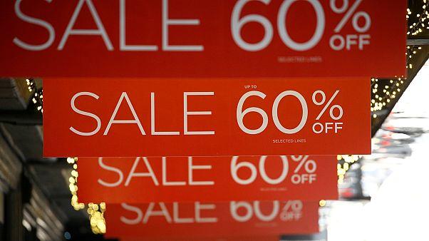 Brexit: economia britannica in negativo per la prima volta dal 2012