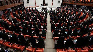 AK Parti, CHP, MHP ve İYİ Parti'den ortak açıklama: ABD, Gülen'in iadesi için gerekli adımları atsın