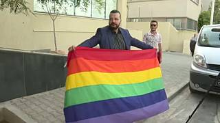 O primeiro candidato presidencial gay do mundo árabe