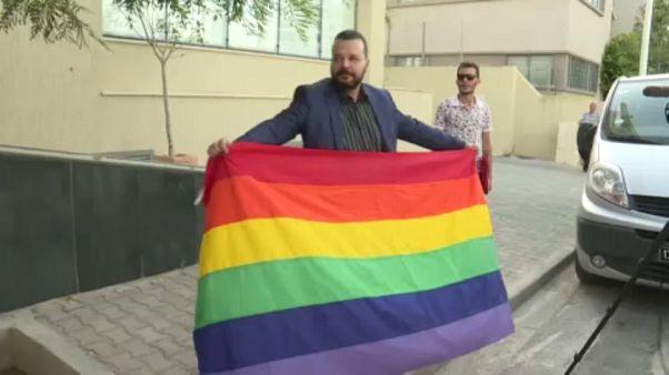 Munir Baatur, el primer candidato abiertamente homosexual de Túnez