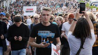 Сахарова vs Парк Горького: станет ли Москва местом рэп-баттла властей и оппозиции?