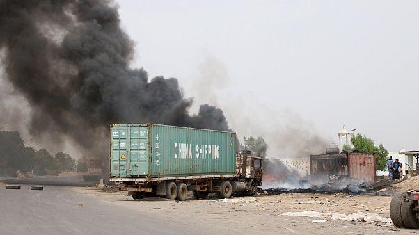 مقتل 8 مدنيين على الأقل في اشتباكات بين قوات الحكومة والانفصاليين الجنوبيين في عدن