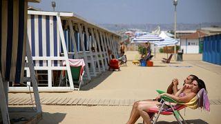 Σαλβίνι: Συνεχίζει την περιοδεία του στις ιταλικές παραλίες