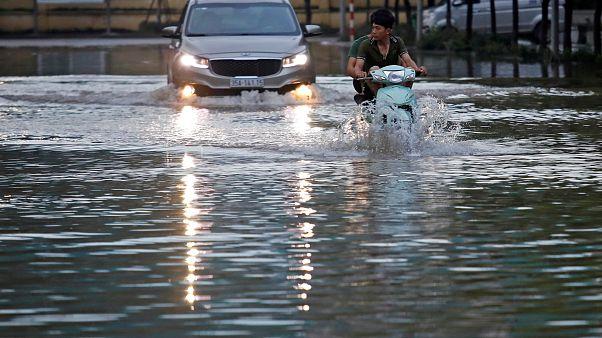 Κίνα: Σαρώνει ο τυφώνας Λέκιμα- 13 νεκροί, 16 αγνοούμενοι από κατολίσθηση