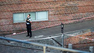 Danimarka'nın başkenti Kopenhag'da patlama