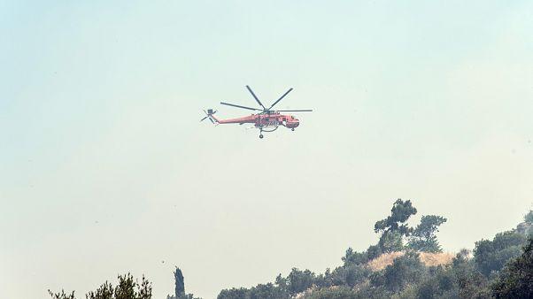 Ακραίος κίνδυνος πυρκαγιών το επόμενο τριήμερο