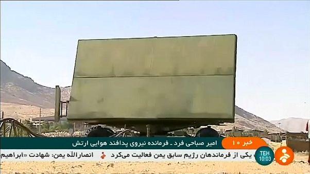 فيديو: إيران تكشف عن منظومة دفاع صاروخية جديدة ومطورة محلياً