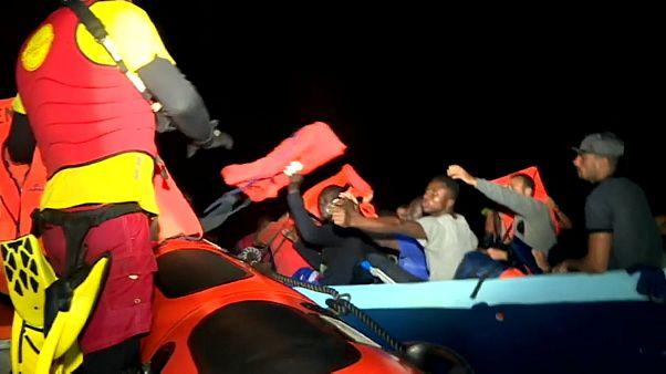 """Open Arms"" nimmt weitere Menschen an Bord"