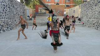 Mexicans keep ancient pre-Hispanic game of 'pelota' alive