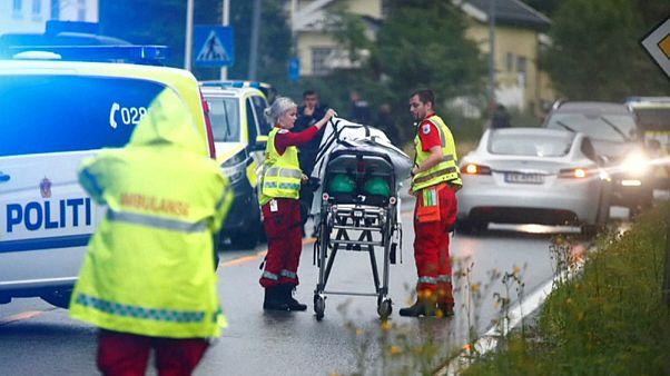 Norveç'in başkenti Oslo'da camide silahlı saldırı: Bir yaralı
