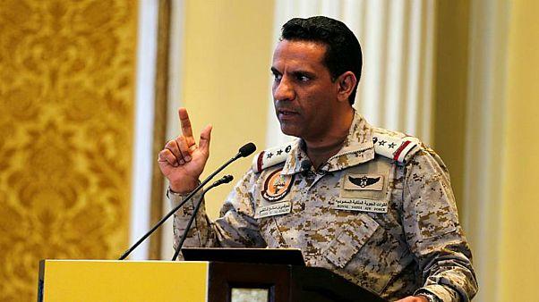 تركي المالكي، المتحدث الرسمي باسم قوات التحالف الذي تقوده السعودية في اليمن