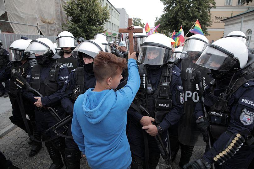 Agencja Gazeta/Jedrzej Nowicki via REUTERS